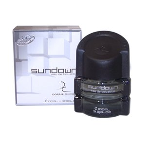 Sundown by Dorall Collection Cologne for Men 3.3 Oz / 100 Ml Eau De Toilette Spray: