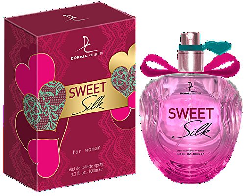 SWEET SILK BY DORALL COLLECTION PERFUME FOR WOMEN 3.3 OZ / 100 ML EAU DE PARFUM SPRAY