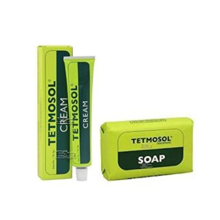 Buy Tetmosol Medicated Combo | Cream & Soap | Benefits | OBS
