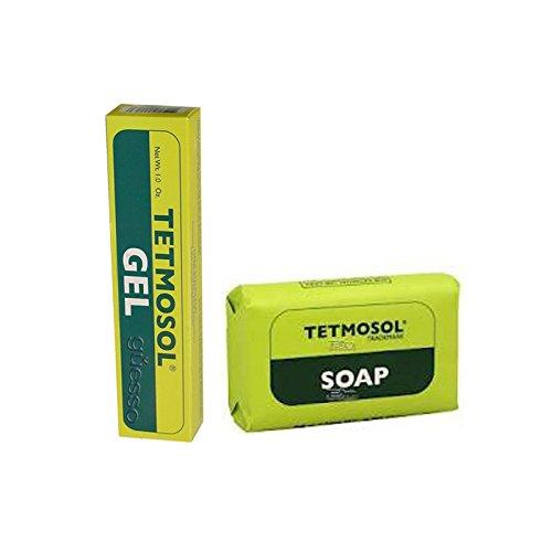 Buy Tetmosol Gel 30g & Soap 85g Combo