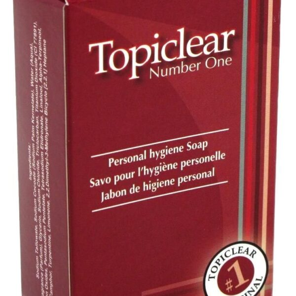 Topiclear Antiseptic Soap