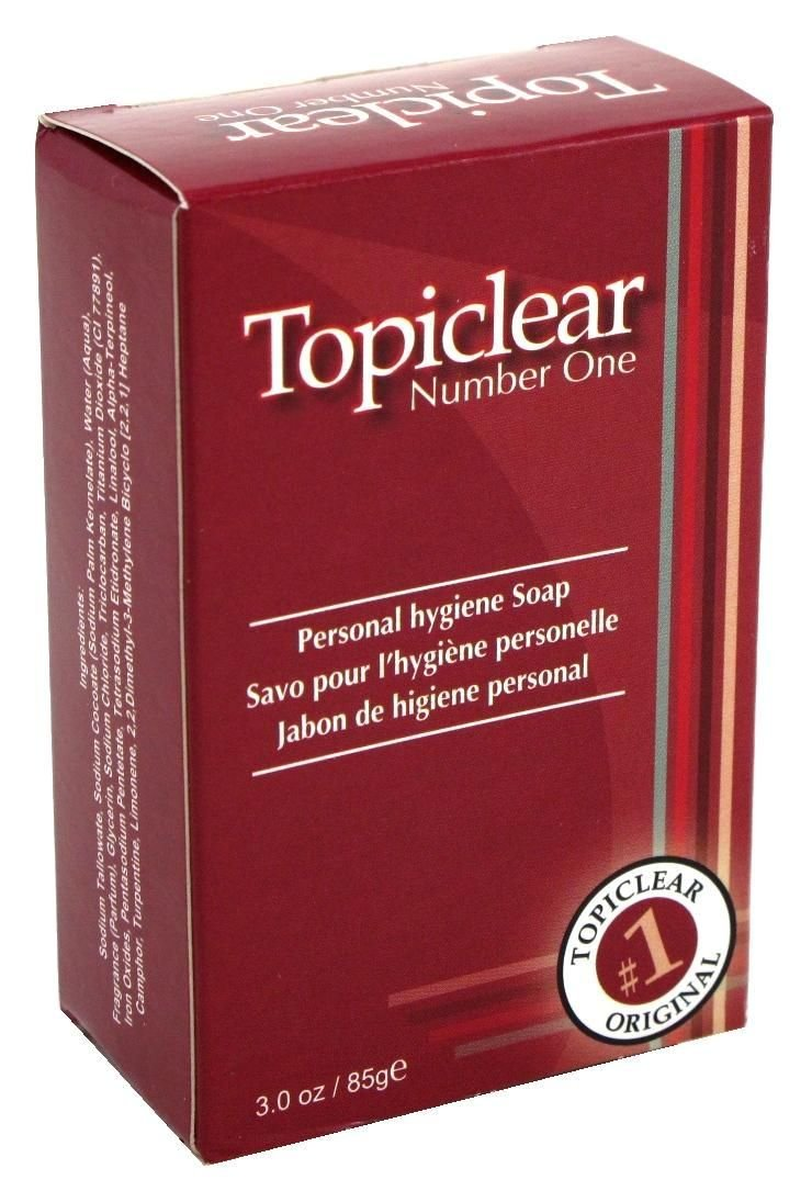 Buy Topiclear Antiseptic Soap 3 oz. Boxed (Case of 6)