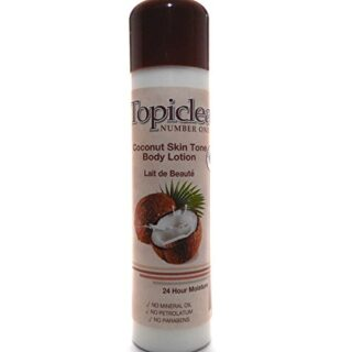 Topiclear Coconut Skin Tone Body Lotion 500ml / 16.8oz