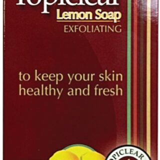 Buy Topiclear Exfoliating Lemon Soap