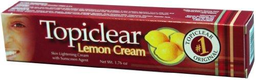Topiclear Lemon Cream 1.76 oz. (Pack of 2)