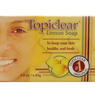 Buy Topiclear Exfoliating Lemon Soap | Benefits | Best Price | OBS