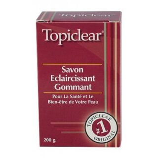 Buy Topiclear Lightening Exfoliating Soap Bar | Benefits | Best Price | OBS