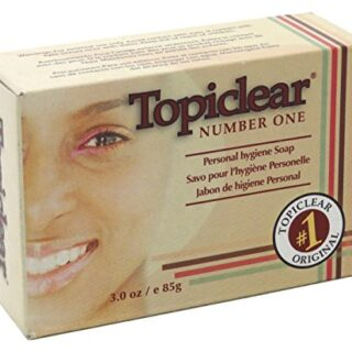 Topiclear Number One Soap 3 Ounce Boxed