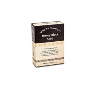 (VALUE PACK OF 3) AFRICAN FORMULA HONEY BLACK SEED SOAP