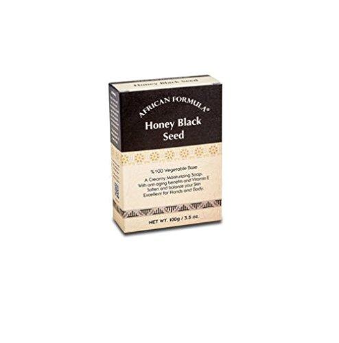 (VALUE PACK OF 3) AFRICAN FORMULA HONEY BLACK SEED SOAP