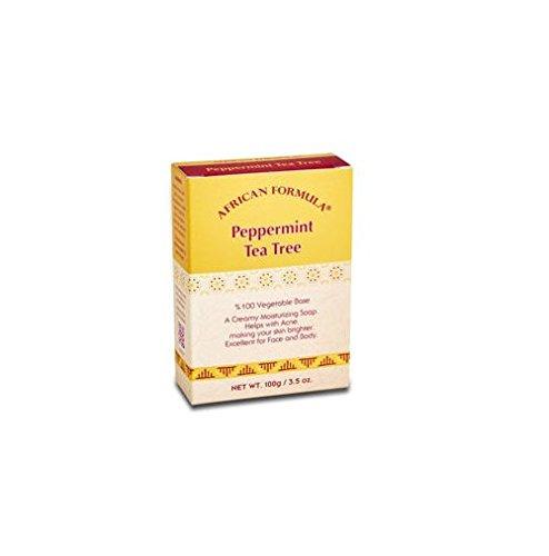 African Formula Peppermint Tea Tree Soap