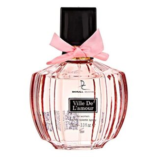 VILLE DE L'AMOUR BY DORALL COLLECTION PERFUME FOR WOMEN 3.3 OZ / 100 ML EAU DE PARFUM SPRAY