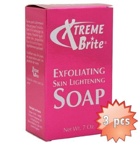 Buy Xtreme Brite Exfoliating Brightening Soap 7 oz (3-pack)